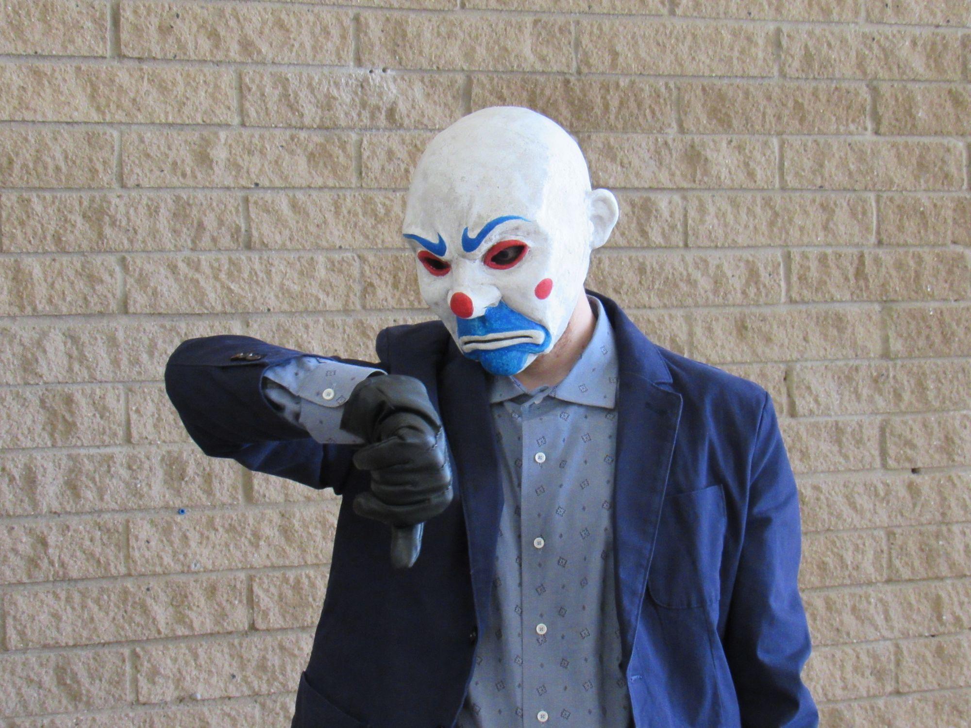 Joker (The Dark Knight - Heist)